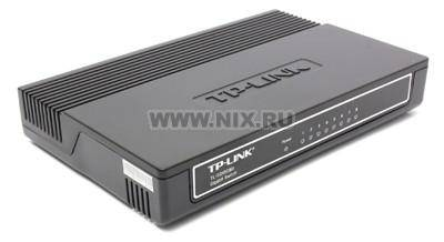 купить Коммутатор  8-порт. TP-LINK [TL-SG1008D] 8-Port Gigabit Desktop Switch