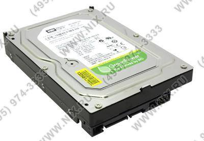 купить Жесткий диск 320 Gb SATA-III Western Digital AV-GP [WD3200AUDX] 32Mb