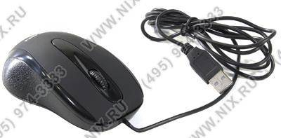 купить Мышь USB Sven Optical Mouse [RX-170 Black] (RTL) 3кн.(с колесом)