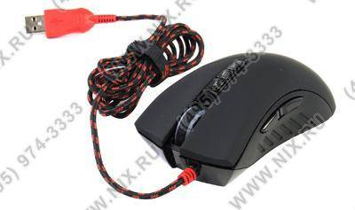 купить Мышь USB Bloody Laser Gaming Mouse [Gun3 V3] (RTL) 8кн.(с колесом)