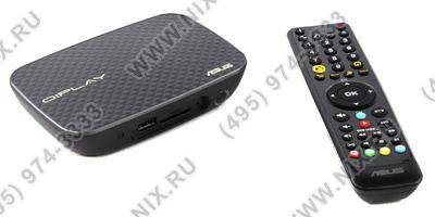 купить Медиаплеер ASUS O!Play Media Pro (FullHD A/V Player,miniHDMI,RCA,CR,2xUSB2.0,LAN,WiFi,DVB-T,ПДУ)