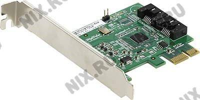 купить Контроллер HighPoint RocketHybrid 1220 (RTL) PCI-Ex1, 2port-int SATA 6Gb/s, HYPER Duo