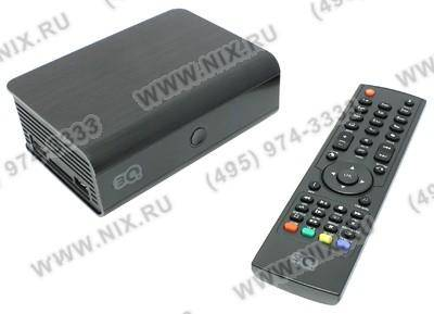 "купить Медиаплеер 3Q [3QMMP-F225HWL-w/o HDD](Full HD A/V Player,2.5""SATA,RCA,Comp,HDMI,2xUSB2.0Host,USB2.0"