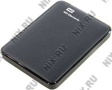 "купить Жесткий диск USB3.0 1Tb WD [WDBUZG0010BBK-EESN] Elements Desktop EXT (RTL) 3.5"" USB2.0"