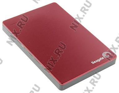"купить Жесткий диск USB3.0 1Tb Seagate Backup Plus Portable [STDR1000203] Red 2.5"" (RTL)"