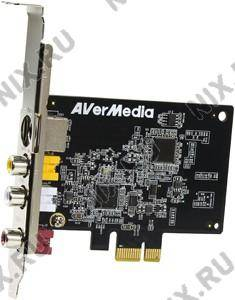 купить Контроллер AVerMedia EZMaker SDK Express (PCI-Ex1, S-video/RCA-In)