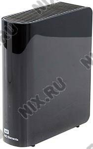 купить Жесткий диск USB3.0 3Tb WD [WDBWLG0030HBK-EESN] Elements EXT (RTL)