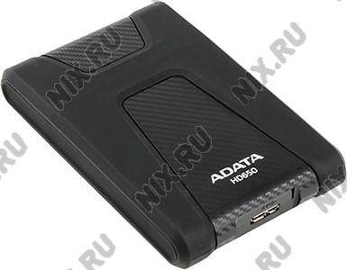 "купить Жесткий диск USB3.0 1Tb ADATA[AHD650-1TU3-CBK]DashDrive Durable HD650 Black Portable 2.5"" HDD EXT(RT"