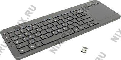 купить Клавиатура USB Microsoft Wireless All-in-One Media 77КЛ+7КЛ М/Мед +TouchPad [N9Z-00018]