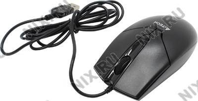 купить Мышь USB A4-Tech Optical Wheel Mouse [OP-550NU] (RTL) 3кн.(с колесом)