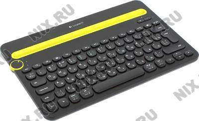 купить Клавиатура Bluetooth Logitech Bluetooth Multi-Device Keyboard K480 [920-006368]