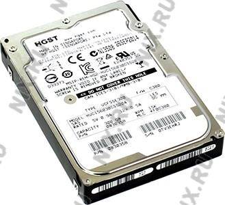 "купить Жесткий диск 300 Gb SAS 12Gb/s Hitachi Ultrastar [HUC156030CSS204] 2.5"" 15000rpm 128Mb"