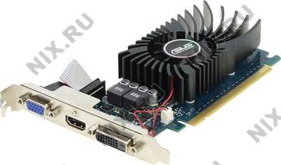 купить Видеоадаптер PCI-E 2Gb DDR-5 ASUS GT730-2GD5-BRK (RTL) D-Sub+DVI+HDMI [GeForce GT730]