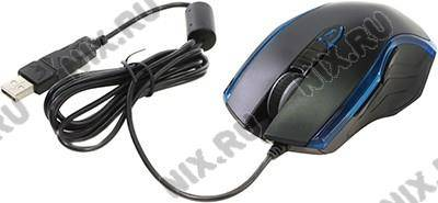 купить Мышь USB SmartBuy Optical Mouse [SBM-701G-K] (RTL) 6кн.(с колесом)