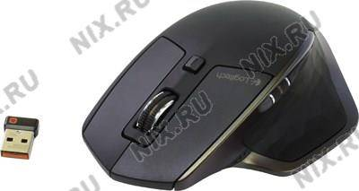 купить Мышь USB Logitech MX Master Wireless Mouse (RTL) 5btn+2Roll [910-004362]