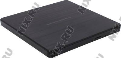 купить Привод USB2.0 DVD RAM&DVD±R/RW&CDRW LG GP60NB60 (Black) EXT (RTL)