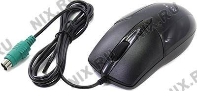 купить Мышь PS/2 OKLICK Optical Mouse [145M] (RTL) 3кн.(с колесом) [314993]