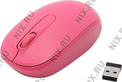 купить Мышь USB Microsoft Wireless Mobile 1850 Mouse (RTL) 3кн.(с колесом) [U7Z-00065]