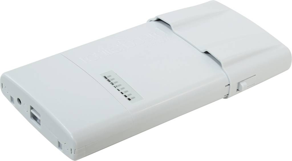 купить Точка доступа MikroTik[RB911G-5HPacD-NB]Outdoor 5Ghz PoE Access Point(802.11a/n/ac,1UTP 10/100/1000M