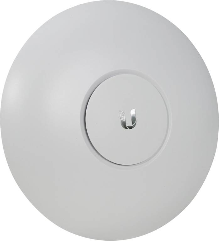купить Точка доступа UBIQUITI[UAP-AC-PRO]UniFi PoE Access Point(2UTP 10/100/1000Mbps,802.11ac/a/b/g/n,1300M