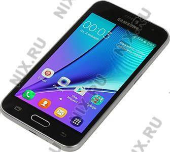 "купить Смартфон Samsung Galaxy J1(2016)SM-J120F Black(1.3GHz,1GbRAM,4.5""800x480 sAMOLED,4G+BT+WiFi+GPS,8Gb+"