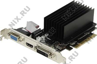 купить Видеоадаптер PCI-E 2Gb DDR-3 Palit [GeForce GT710] (RTL) D-Sub+DVI+HDMI