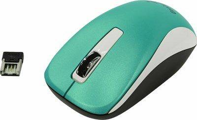 купить Мышь USB Genius Wireless BlueEye Mouse NX-7010 [Turquoise] (RTL) 3кн.(с колесом) (31030114109)