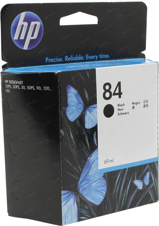 купить Картридж HP C5016A №84 Black для HP DJ 10ps/20ps/50ps/120ps/120psn/130  !!! ТОЛЬКО СКЛАД !!!