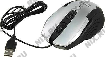 купить Мышь USB CBR Optical Mouse [CM333] (RTL) 6кн.(с колесом),
