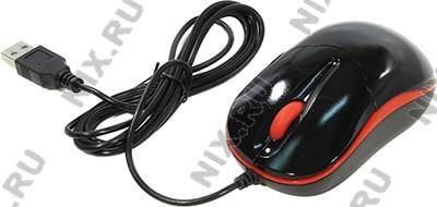 купить Мышь USB SmartBuy Optical Mouse [SBM-343-KR] (RTL) 3кн.(с колесом)