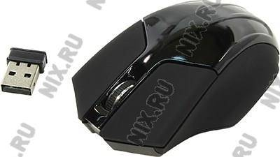 купить Мышь USB Gembird Wireless Optical Mouse [MUSW-206] (RTL) 3кн.(с колесом)