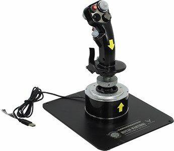 купить Джойстик ThrustMaster Warthog Flight Stick (USB) < 2960738 >