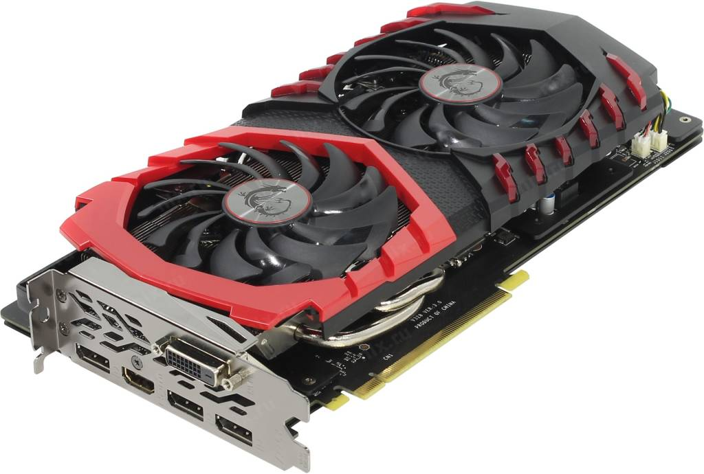 купить Видеоадаптер PCI-E 6Gb DDR5 MSI V328 GTX 1060 GAMING X 6G (RTL) DVI+HDMI+3xDP [GeForce GTX1060]
