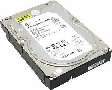 "купить Жесткий диск 2 Tb SATA-III Seagate Enterprise Capacity [ST2000NM0055] 3.5""7200rpm 128Mb"