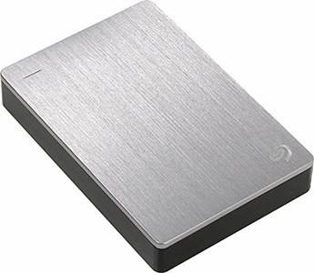 купить Жесткий диск USB3.0 4Tb Seagate Backup Plus Portable [STDR4000900] Silver (RTL)
