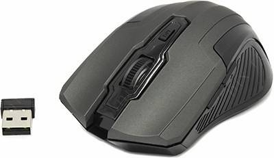 купить Мышь USB SVEN Wireless Optical Mouse [RX-355 Wireless Gray] (RTL) 6кн.(с колесом)