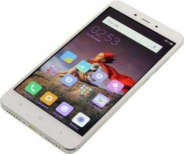 "купить Смартфон Xiaomi Redmi Note4 64Gb Silver(2.3+1.9+1.4GHz,3GbRAM,5.5""1920x1080 IPS,4G+WiFi+BT+GPS,64Gb+"