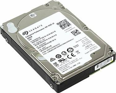 купить Жесткий диск 300 Gb SAS Seagate Enterprise Performance 10K [ST300MM0048] 2.5""
