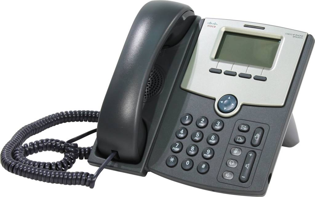 купить Телефон Cisco [SPA502G-XU] 1-Line IP Phone with PoE