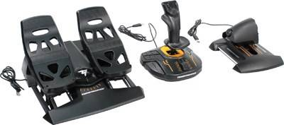 купить Джойстик ThrustMaster T-16000M FCS Flight Pack [2960782]