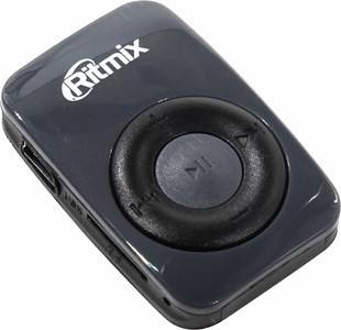 купить Плейер Ritmix [RF-1010] Gray (MP3 Player, MicroSD, USB2.0, Li-lon)