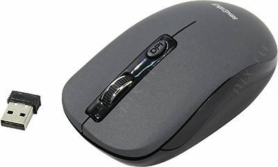 купить Мышь USB SmartBuy Wireless Optical Mouse [SBM-345AG-G] (RTL) 4кн.(с колесом)