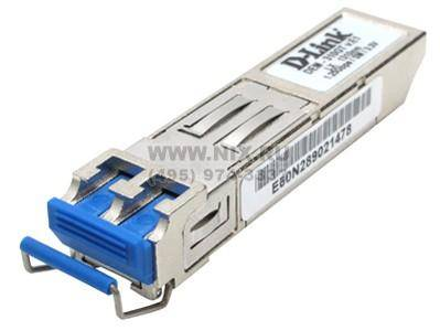 купить Модуль D-Link [DEM-310GT] Multi-mode/Single-mode SFP Module (LC, 3.3V)