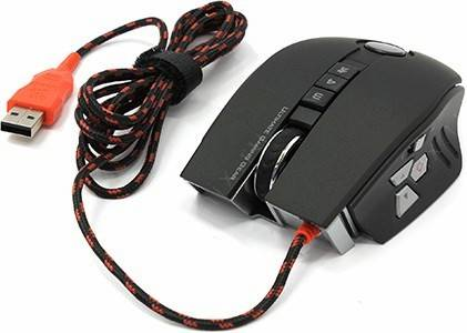 купить Мышь USB Bloody Gaming Mouse [ZL5A] (RTL) 11кн.(с колесом)