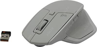 купить Мышь USB Logitech MX Master 2S Wireless Mouse (RTL) 5кн.+2 колесa [910-005141]