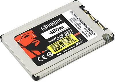 "купить Накопитель SSD 480 Gb microSATA-III Kingston SSDNow KC380 Series [SKC380S3/480G] 1.8"" MLC"