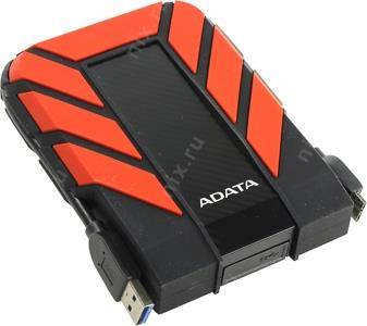 "купить Жесткий диск USB3.1 ADATA [AHD710P-2TU31-CRD] HD710 Pro Red Portable 2.5"" HDD 2Tb EXT (RTL)"