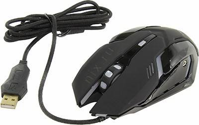 купить Мышь USB CBR Optical Mouse[CM-853 Armor] (RTL) 6but+Roll