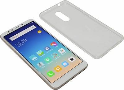 "купить Смартфон Xiaomi Redmi 5 3/32Gb Gold(1.8GHz,3Gb,5.7""1440x720 IPS,4G+WiFi+BT,32Gb+microSD,12Mpx)"