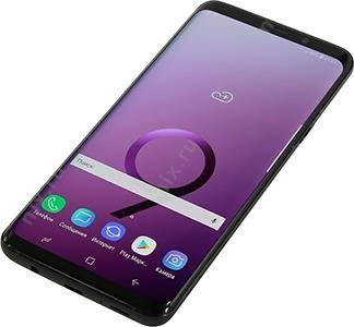 "купить Смартфон Samsung Galaxy S9+SM-G965FZKDSER Black Diam.(2.7GHz,6Gb,6.2""2960x1440,4G+WiFi+BT,64Gb+micro"